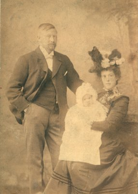 William Christopher Chappell and family