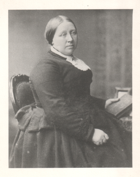 Harriet Oaten Chappell 1889